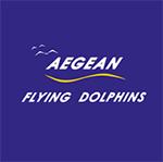 Aegean Flying Dolphins : billets de ferry logo