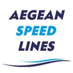 Ακτοπλοϊκά εισιτήρια - Aegean Speed Lines logo