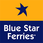 Blue Star Ferries: Ferry tickets logo