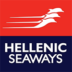 Hellenic Seaways: Ferry tickets logo