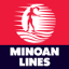 Minoan Lines: Ferry tickets logo