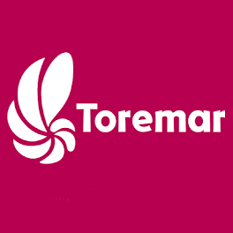 Ferry tickets from Toremar logo