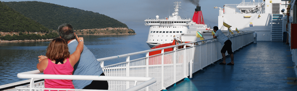 Information about ferries from Ancona to Igoumenitsa