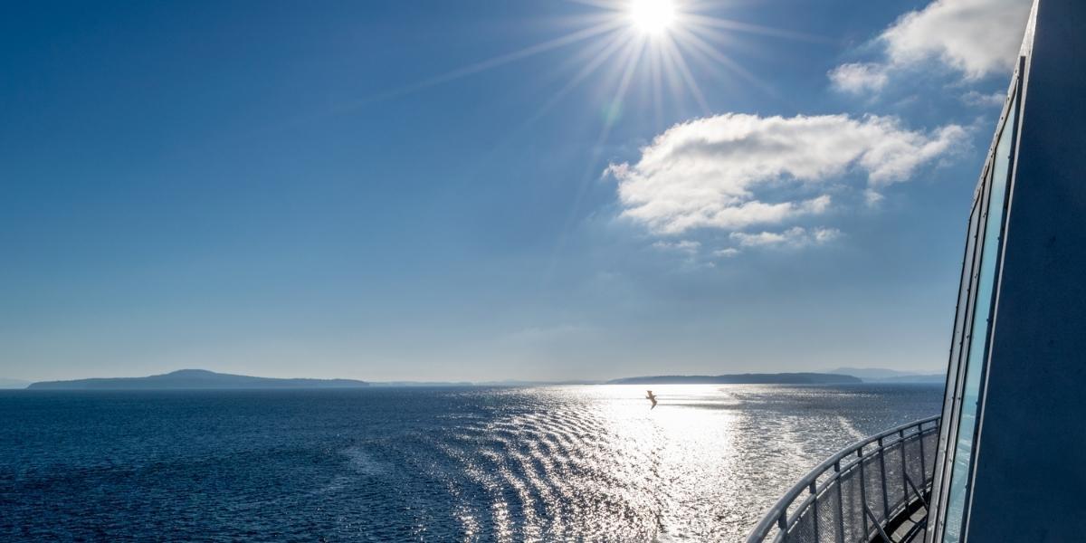 Il bellissimo mare greco