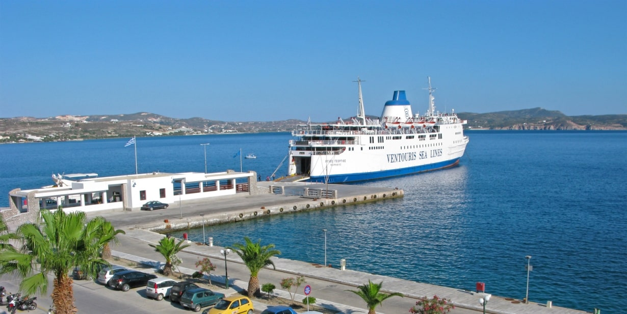 All ferry options from Folegandros to Amorgos are now available on Ferryhopper!