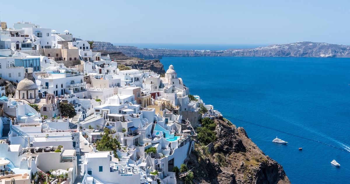 "The Greek island hopping ""Unicorn"" | Ferryhopper"