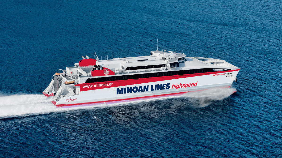 Minoan Lines Special Offer for ferry tickets to Crete, Santorini, Mykonos!