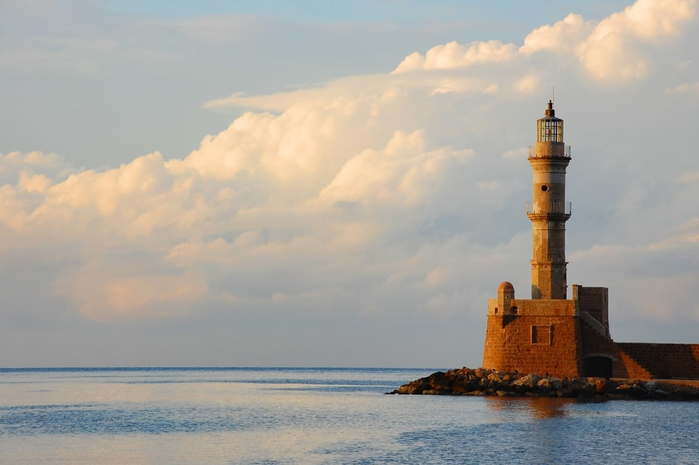 /Winter at the Chania Port, Crete, Greece (Photo by Alexandra Argyri)