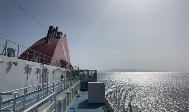 update on ferry schedules for the greek islands 2020