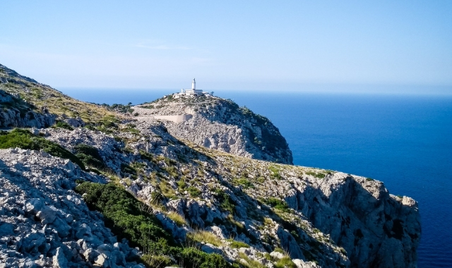 lighthouse in Mallorca Balearic Islands