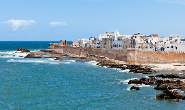 Coastal city in Morocco - Book your ferry trip to Morocco in Ferryhopper