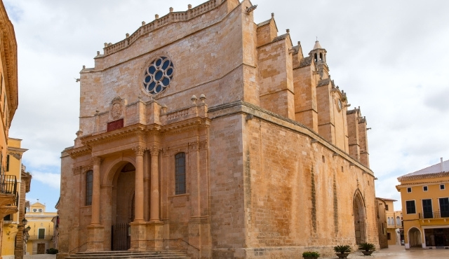 La cattedrale di Ciutadella