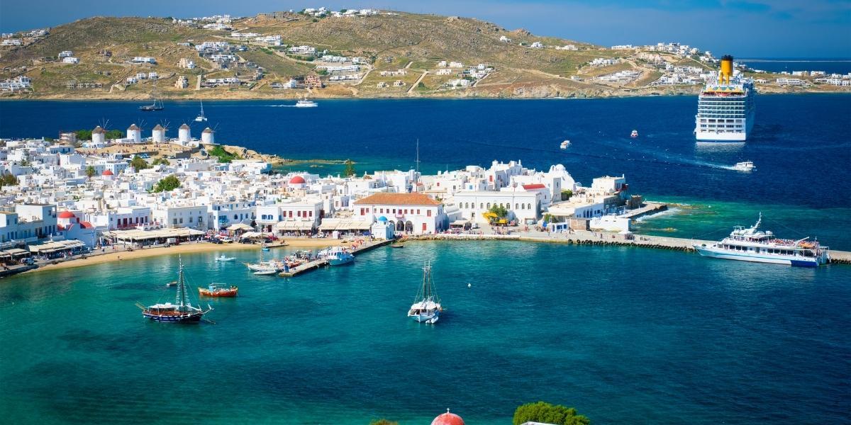 Mykonos Port: A Survival Guide