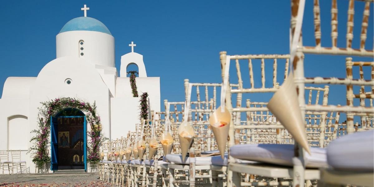 Τα νησιά για καλοκαιρινό γάμο