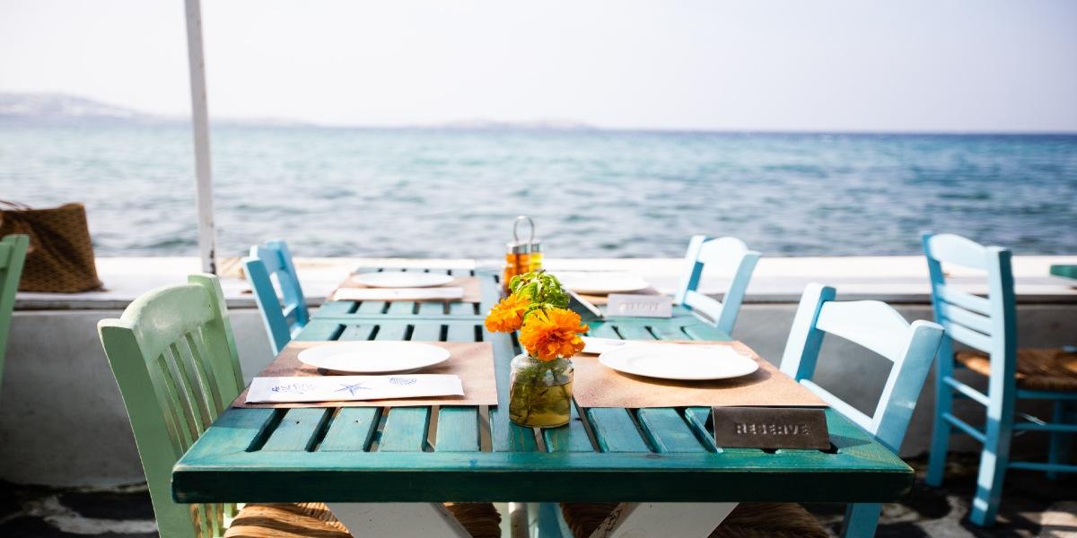 6 isole greche per gli amanti del buon cibo