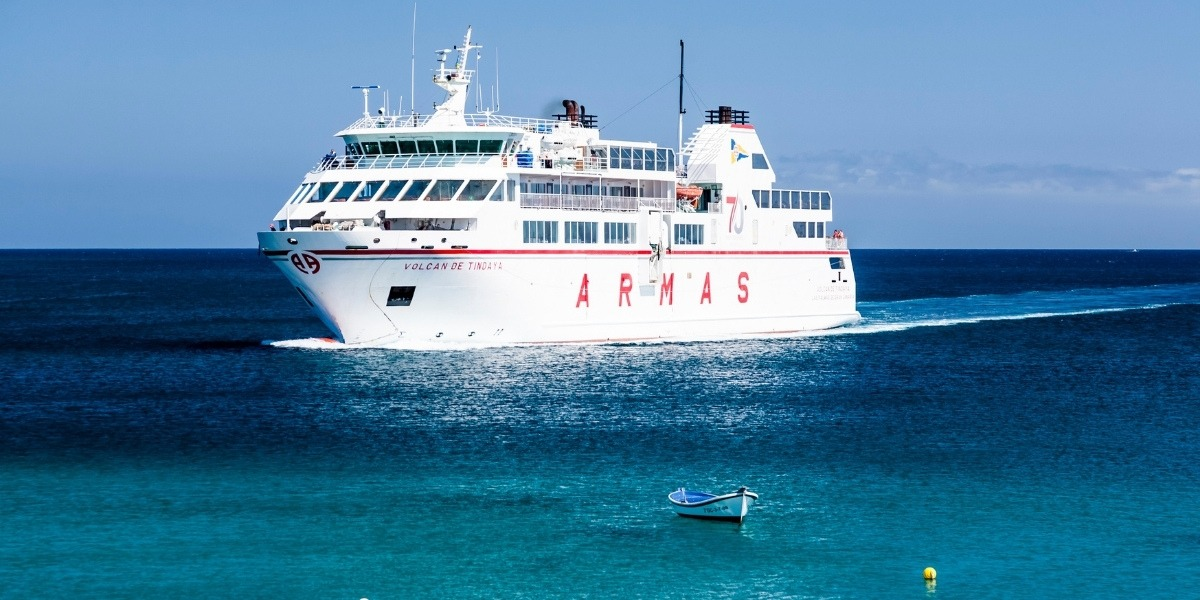Ferry Travel and Island Hopping in Tenerife