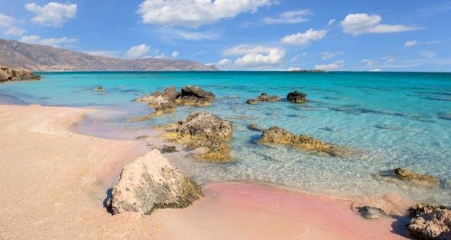 Το Ελαφονήσι στην Κρήτη