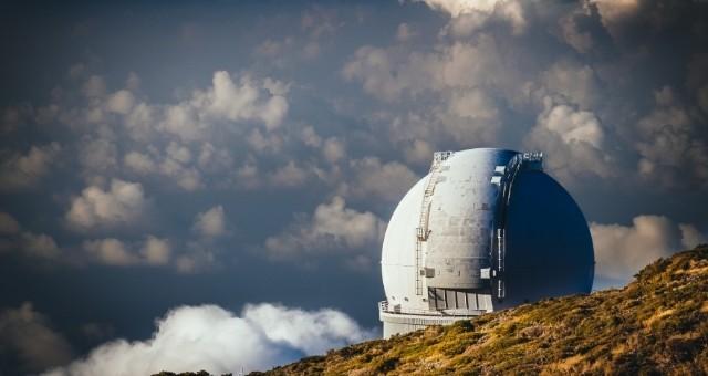 Roque de los Muchachos Observatory in La Palma