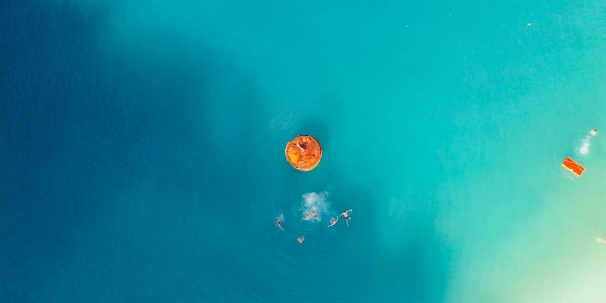 Κολύμπι στο Ιόνιο