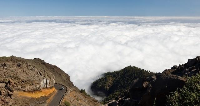 Das Observatorium auf La Palma