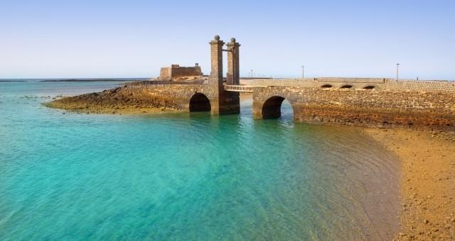 Il castello di San Gabriel, ad Arrecife
