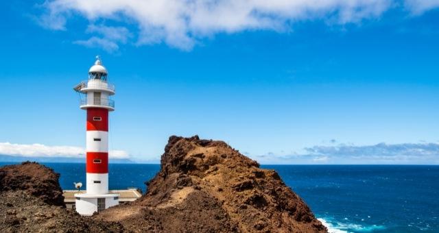 Il faro di Punta de Teno, Tenerife