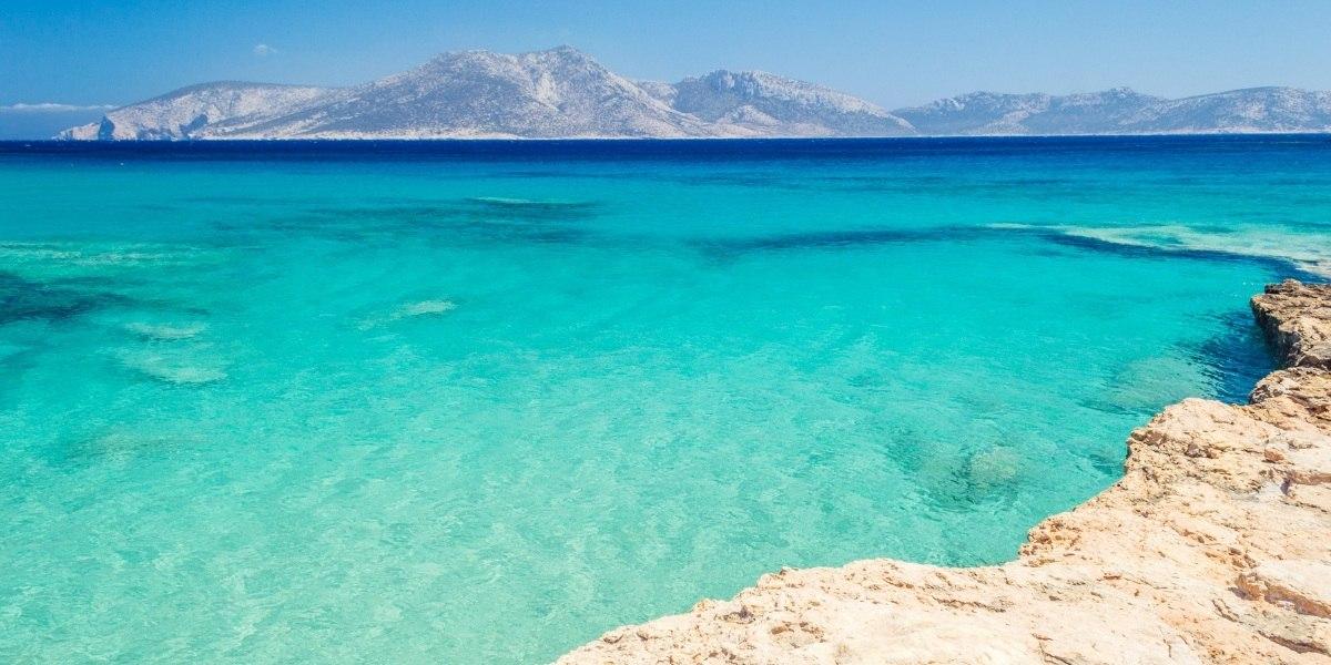 Un tour des îles dans les petites Cyclades