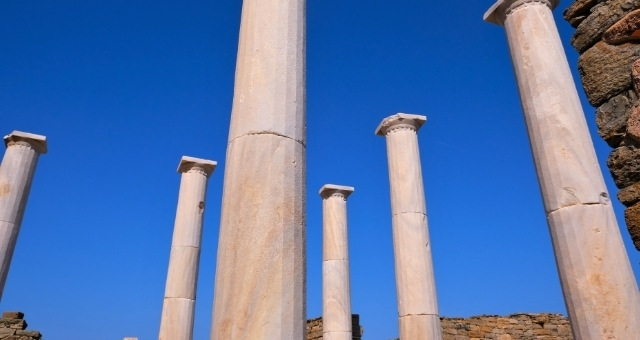 The House of Dionysus in Delos