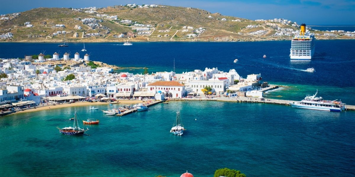 The top day trips from Mykonos