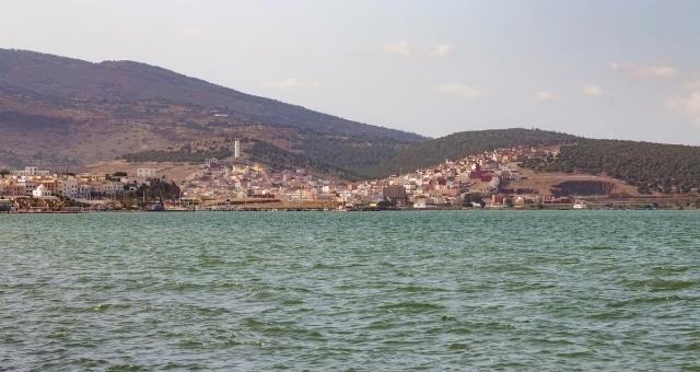 The coast of Nador