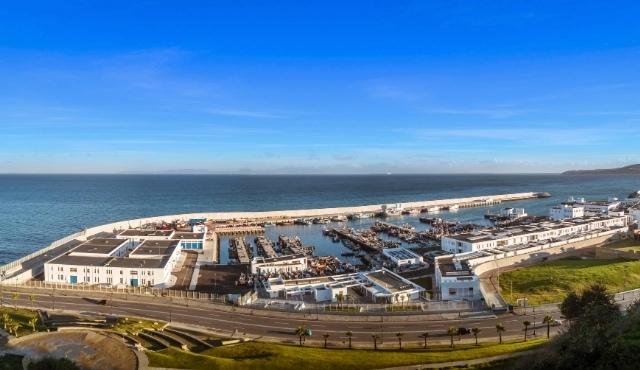 Il porto di Tangeri Med