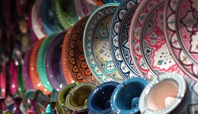 Le ceramiche di Tangeri