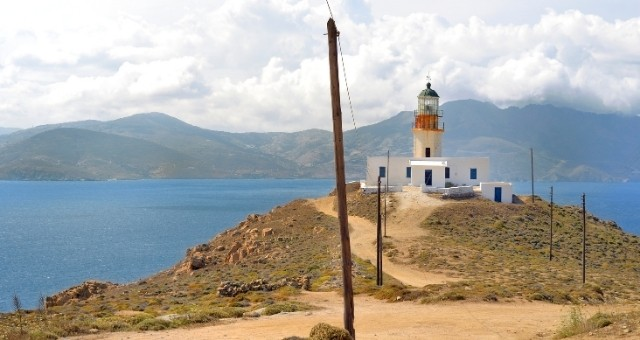 The lighthouse of Armenistis