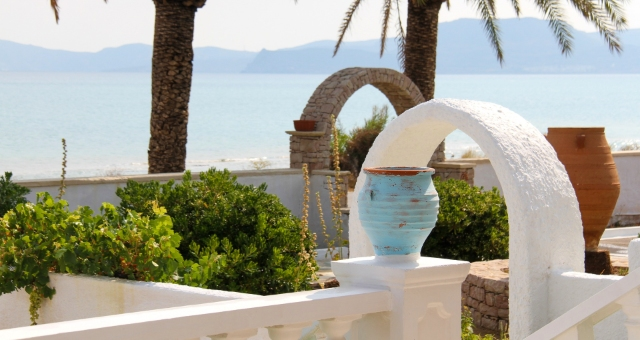 Resort in Sitia