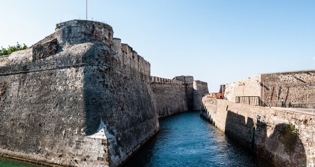 The Royal Walls of Ceuta