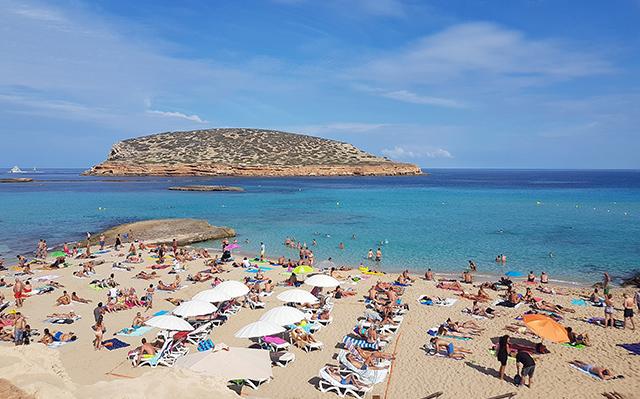 Vacaciones - Ibiza - Formentera - rutas de ferry - billetes baratos