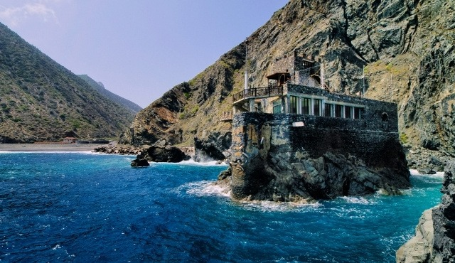 The Castillo del Mar in La Gomera, Canary Islands