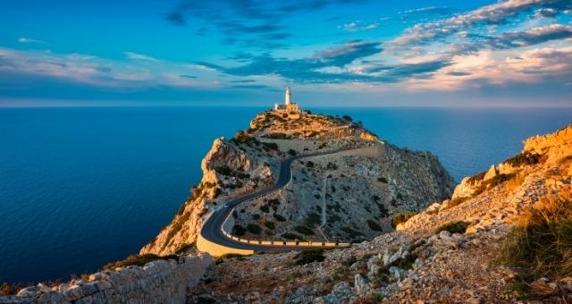 Cape Formentor in Mallorca