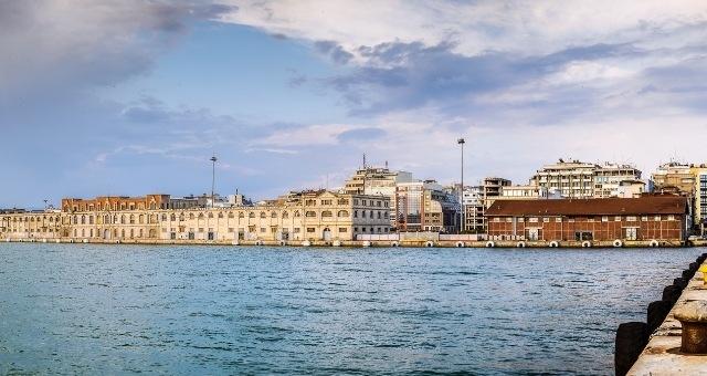Το επιβατικό λιμάνι της Θεσσαλονίκης